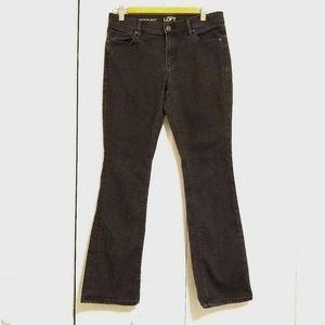 Loft Black Denim Jeans - 8P